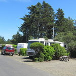 Woahink lake rv resort
