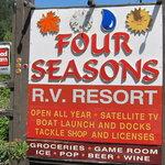 Four seasons rv resort oregon
