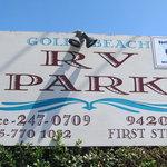 Gold beach rv park