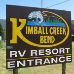 Kimball creek bend rv resort