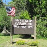 Secret camp rv park