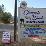 Chinook winds rv park