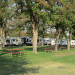 Hat rock campground