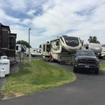 Pioneer rv park oregon