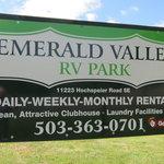 Emerald valley rv park