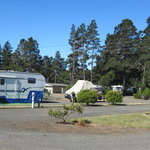 Seadrift motel rv park