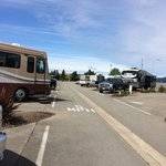 The mill casino hotel rv park