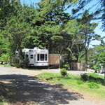 Evergreen shores rv park