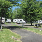 Salem campground rv