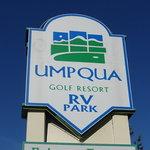 Umpqua golf club rv resort
