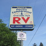 Pacific campground rv park