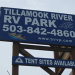 Tillamook river rv park