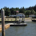 Alsea river rv park and marina
