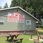 Cove rv park country store