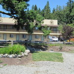 Whispering firs motel rv park