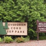 Evergreen coho skp park