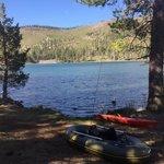 Blue lake campground alturas