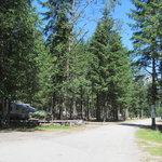 Kulshan campground