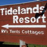 Tidelands resort