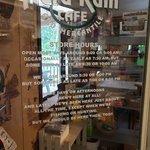 Hard rain cafe rv park