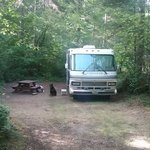 Dow creek rv resort