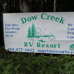 Dow creek rv resort