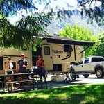 Icicle river rv park