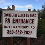 Cranberry rv park