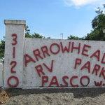 Arrowhead rv park pasco wa