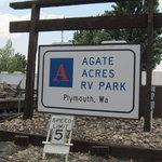 Agate acres rv park