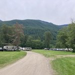 Cascade peaks family campground