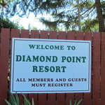 Diamond point resort