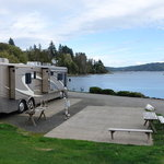 The waterfront at potlatch resort