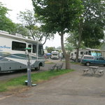 Trailer inns rv park spokane
