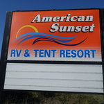 American sunset rv resort