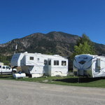 Greys river cove rv park