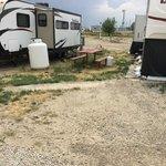 Red desert rose campground
