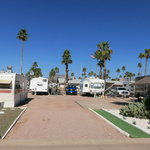 Cherokee village mobile home rv park