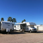 Shady rest mobile home rv community