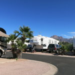 Superstition lookout rv resort