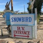 Snowbird rv resort