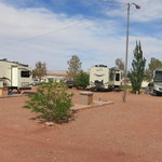 Cameron trading post rv park