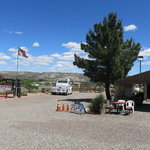 Trails end rv park