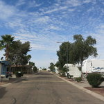Arizona village mobile home rv park