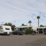 Foothills west rv resort