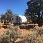 Spider rock campground