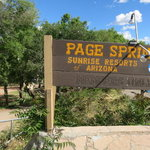 Page springs resorts