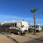 Pueblo el mirage rv golf resort