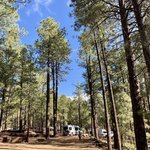 Woody mountain campground rv park