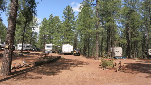 Photo 10 of 23 of Woody Mountain Campground & RV Park ...